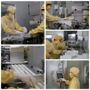 Quy trình sản xuất gia công viên nén và các loại máy cần thiết