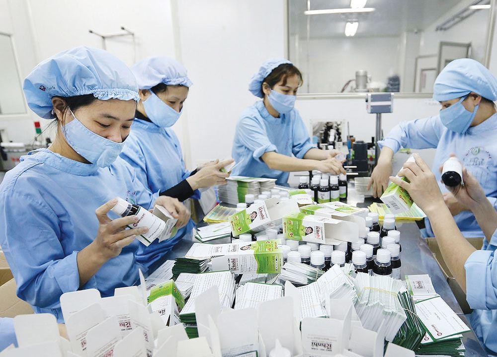 Tìm hiểu 9 bước trong quy trình sản xuất dược phẩm